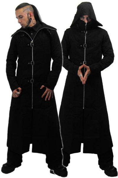 Black Trench jacket