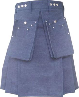 Blue Denim Dress 5 11 Kilt