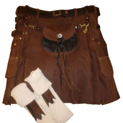 Leather Kilt UK