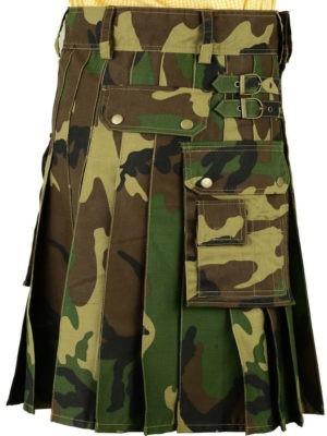army Military Kilt