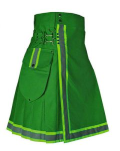 Green Skirt Outfit