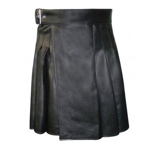 Leather Kilt