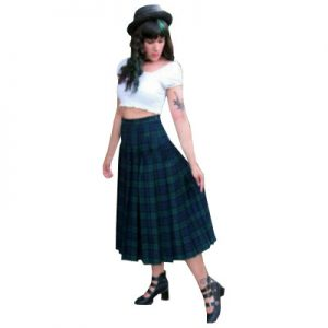 womens kilt outfit