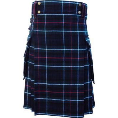 Length: 26 Inch Tartanista Mens Value Scottish Tartan KiltsLong