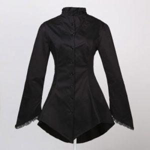 Gothic Coat Womens
