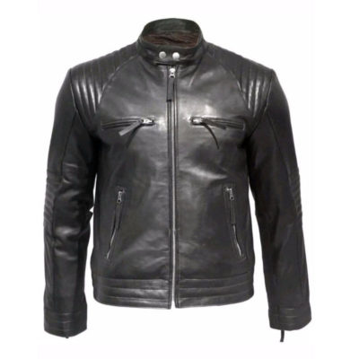 Padded Jacket For Motorcycle