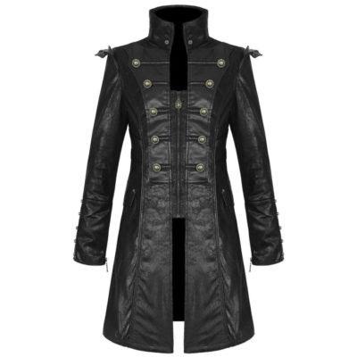 Long Gothic Coat