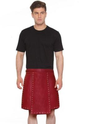 red gladiator custom kilt