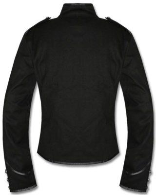 New black parade jacket