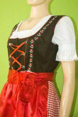 German Dirndl Dress