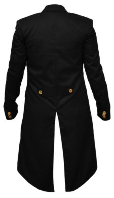 Men Gothic Jacket