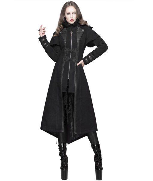 Gothic Women Jacket
