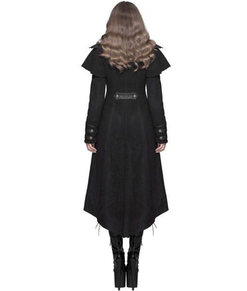 Steampunk Women Jacket