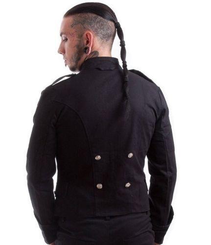 Goth Jacket Mens
