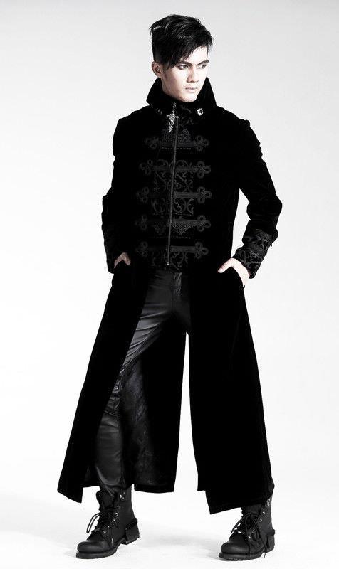 black coat for boys