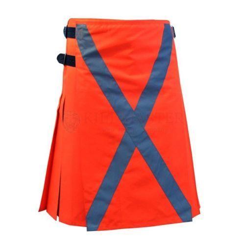 Orange Kilt