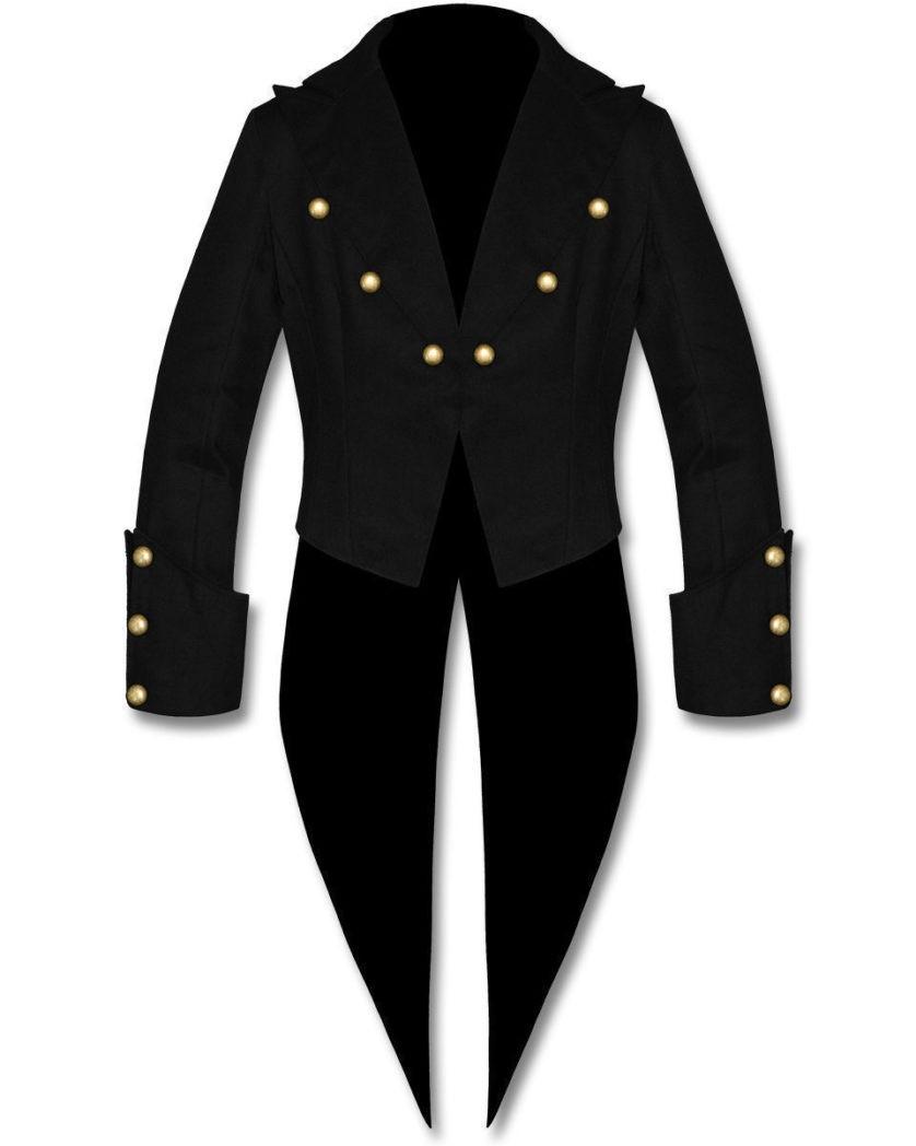Steampunk Jacket Mens