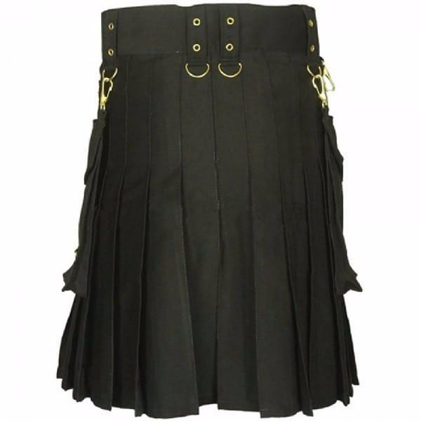 black royal kilt