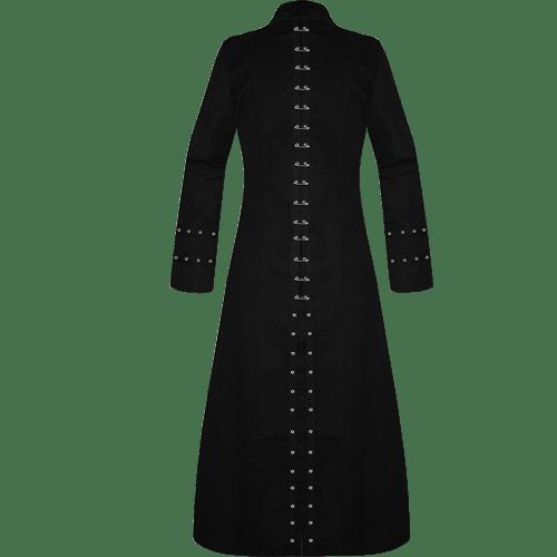 Black Long vampire Coat