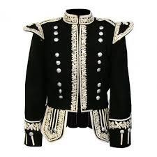 Scottish Doublet Jacket