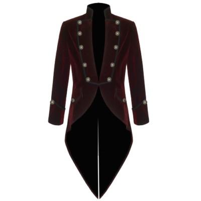 Velvet Jacket Men