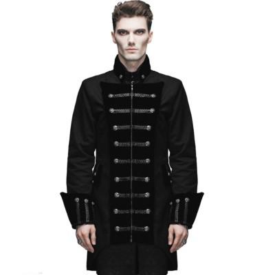black men jacket for winter