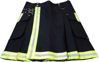 firefighter turnout kilt