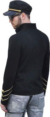 Military Black Jacket For Sale
