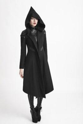 Hooded Jacket Womens