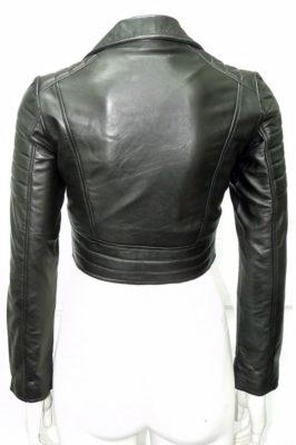 biker jacket leather