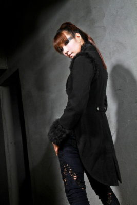 gothic coat for sale