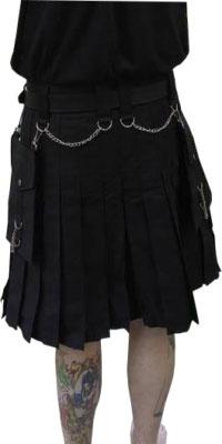 gothic kilt