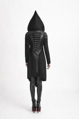 hooded women jacket