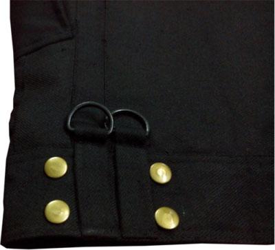Scottish kilt outfit