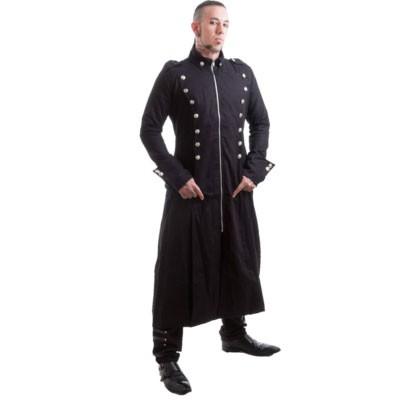 trench long coat