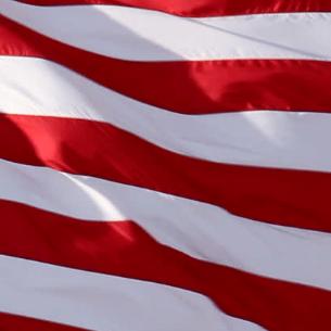 USA White Red