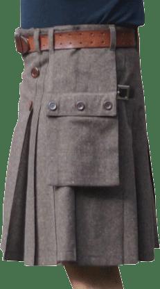Wool Suiting kilt