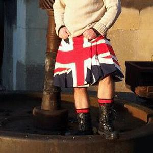 British Union Flag Kilt