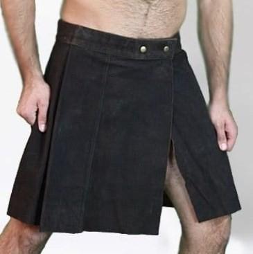 Leather Kilt for Sale