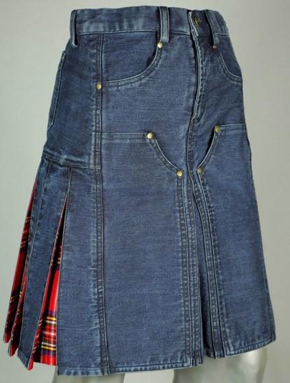 Scottish Skirt Man