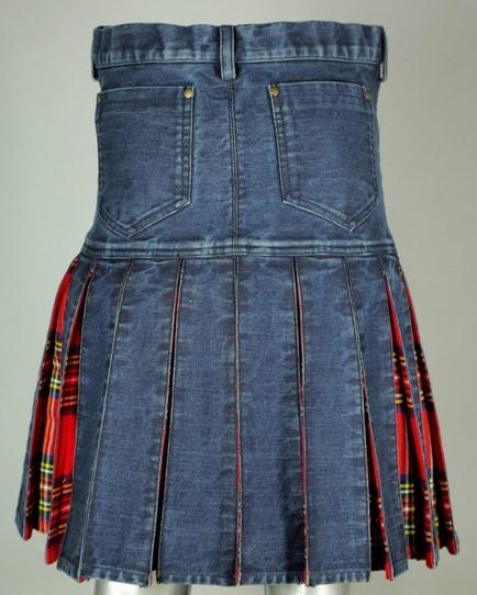 Scottish Skirt Man kilt