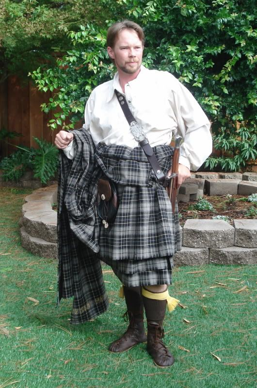 How Many Yards In A Great Kilt