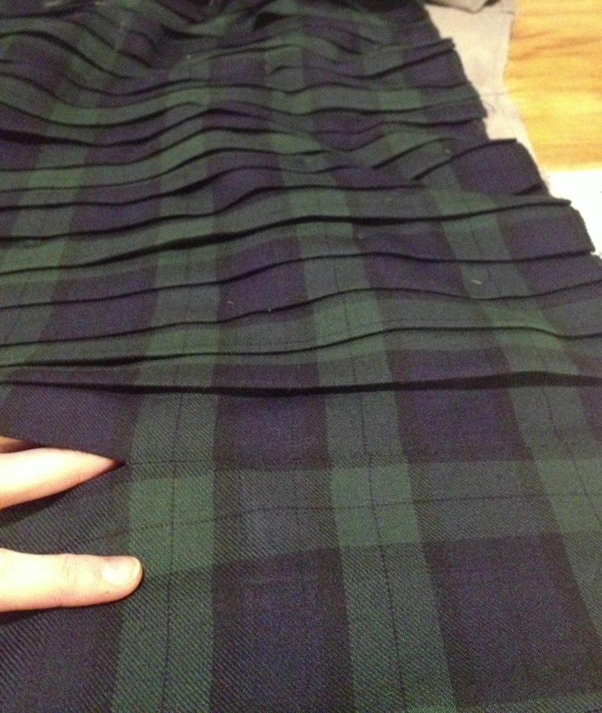 How To Make A Kilt Costume