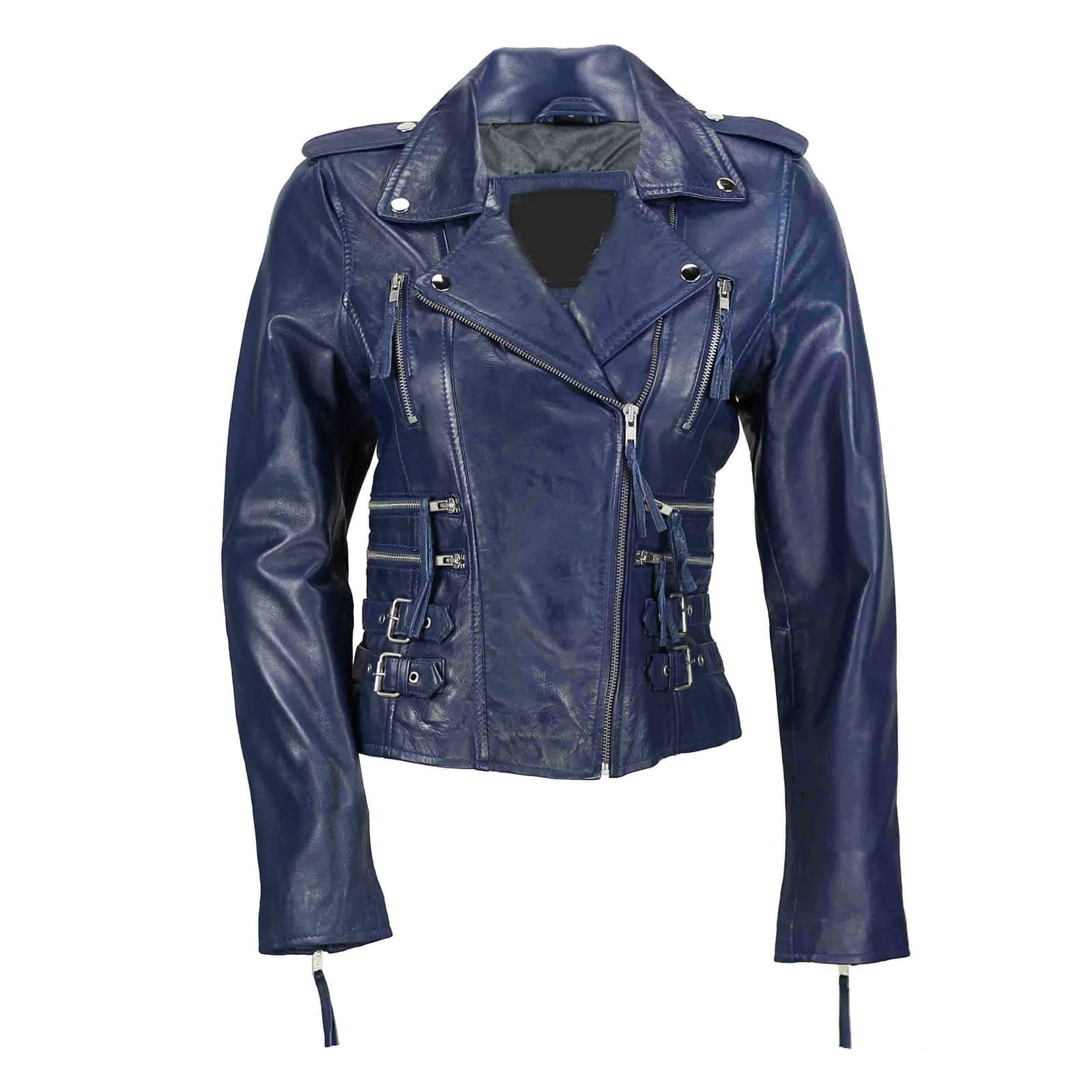 women Leather Motorcycle Jackets