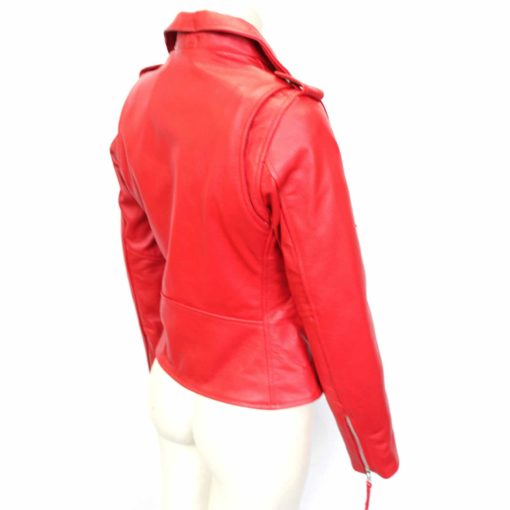 beautiful Real Leather Jackets Womens