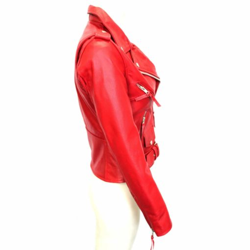 new Real Leather Jackets Womens