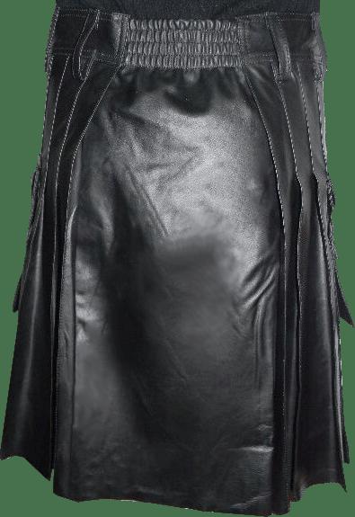 Mens Leather Kilts For Men