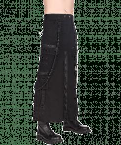 Black Pistol Gothic Kilt