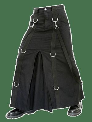 Gothic Aderlass Kilt